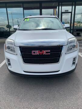 2012 GMC Terrain for sale at DRIVEhereNOW.com in Greenville NC