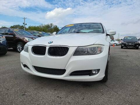 2011 BMW 3 Series for sale at Eagle Motors in Hamilton OH