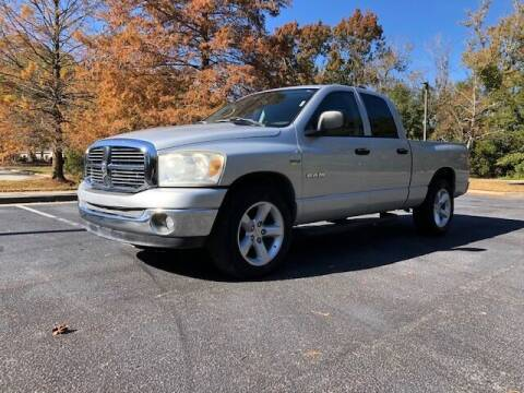 2008 Dodge Ram Pickup 1500 for sale at Lowcountry Auto Sales in Charleston SC