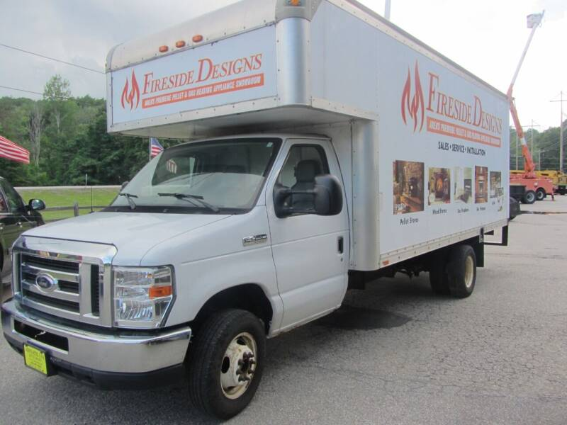 2013 Ford E-Series Chassis for sale at Jons Route 114 Auto Sales in New Boston NH