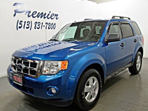 2011 Ford Escape for sale at Premier Automotive Group in Milford OH