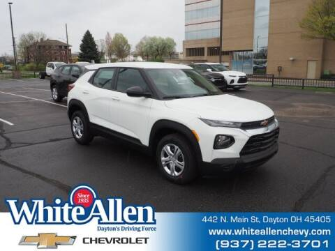 2021 Chevrolet TrailBlazer for sale at WHITE-ALLEN CHEVROLET in Dayton OH