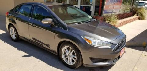 2016 Ford Focus for sale at Swift Auto Center of North Platte in North Platte NE