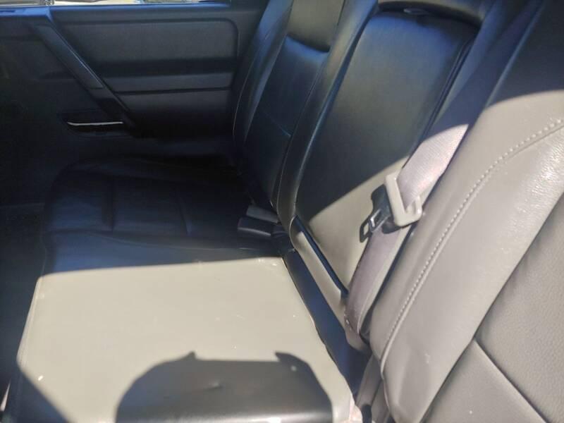 2007 Nissan Titan SE FFV 4dr Crew Cab SB - Largo FL