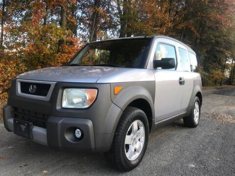 2004 Honda Element for sale at GOOD USED CARS INC in Ravenna OH