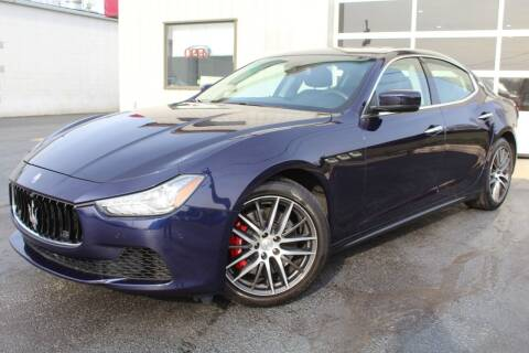 2015 Maserati Ghibli for sale at Platinum Motors LLC in Reynoldsburg OH
