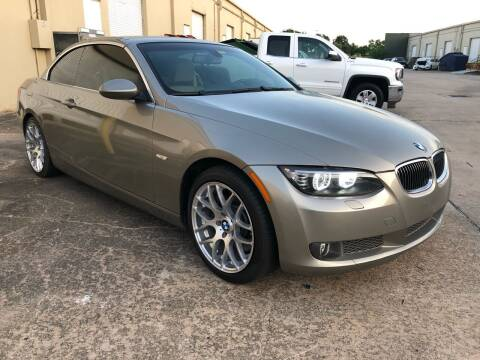 2008 BMW 3 Series for sale at The Auto & Marine Gallery of Houston in Houston TX