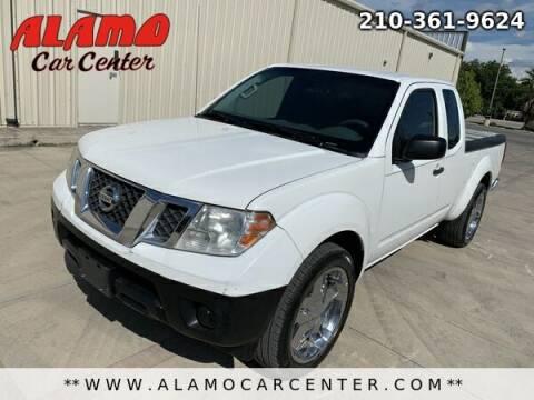 2013 Nissan Frontier for sale at Alamo Car Center in San Antonio TX