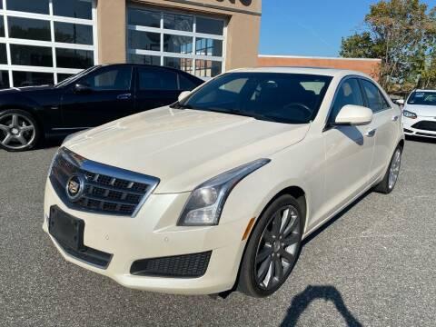 2014 Cadillac ATS for sale at MAGIC AUTO SALES - Magic Auto Prestige in South Hackensack NJ