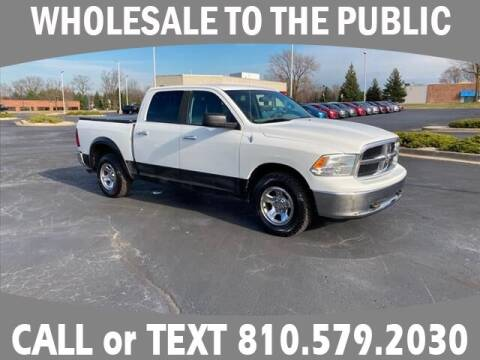 2011 RAM Ram Pickup 1500 for sale at LASCO FORD in Fenton MI
