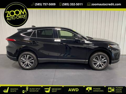 2021 Toyota Venza for sale at ZoomAutoCredit.com in Elba NY