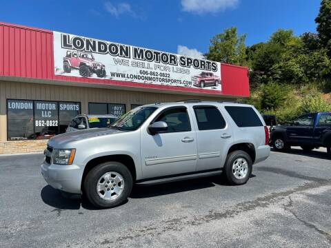 2011 Chevrolet Tahoe for sale at London Motor Sports, LLC in London KY