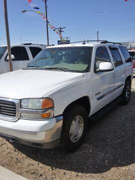 2003 GMC Yukon for sale at Good Guys Auto Sales in Cheyenne WY