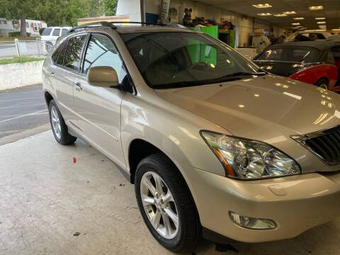 2008 Lexus RX 350 for sale at Ginters Auto Sales in Camp Hill PA
