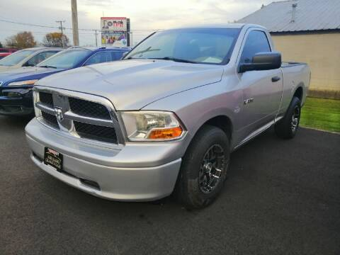 2010 Dodge Ram Pickup 1500 for sale at KRIS RADIO QUALITY KARS INC in Mansfield OH