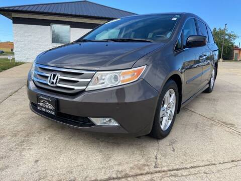 2013 Honda Odyssey for sale at Auto House of Bloomington in Bloomington IL