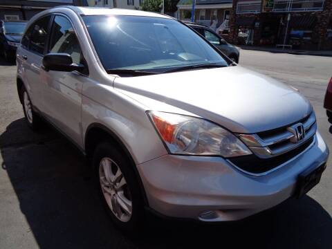 2011 Honda CR-V for sale at Best Choice Auto Sales Inc in New Bedford MA