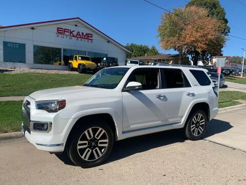 2014 Toyota 4Runner for sale at Efkamp Auto Sales LLC in Des Moines IA