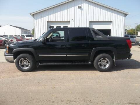 2005 Chevrolet Avalanche for sale at A Plus Auto Sales/ - A Plus Auto Sales in Sioux Falls SD