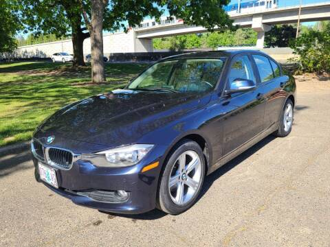 2014 BMW 3 Series for sale at EXECUTIVE AUTOSPORT in Portland OR