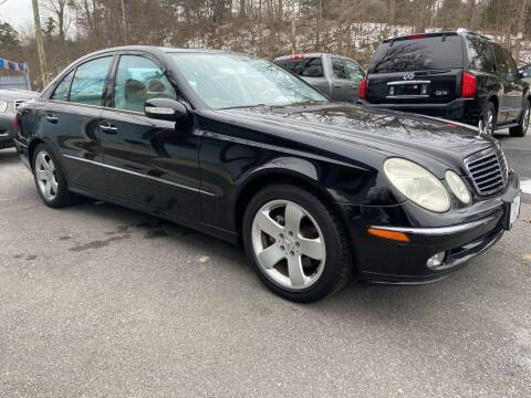 2005 Mercedes-Benz E-Class for sale at Elite Auto Sales Inc in Front Royal VA
