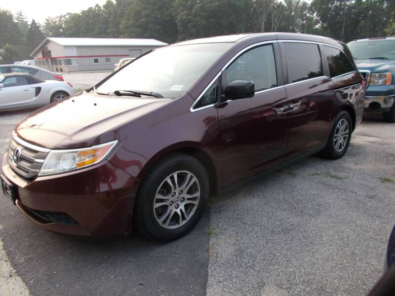 2011 Honda Odyssey for sale at Manchester Motorsports in Goffstown NH