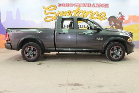 2014 RAM Ram Pickup 1500 for sale at Sundance Chevrolet in Grand Ledge MI