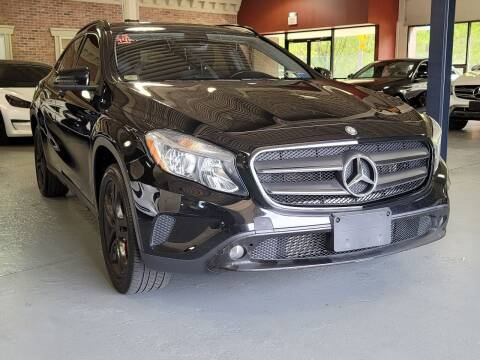 2015 Mercedes-Benz GLA for sale at AW Auto & Truck Wholesalers  Inc. in Hasbrouck Heights NJ