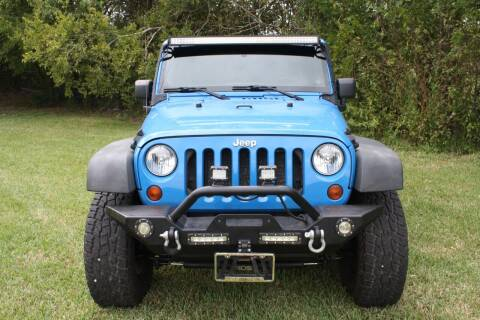 2011 Jeep Wrangler for sale at Fabela's Auto Sales Inc. in Dickinson TX
