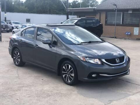 2013 Honda Civic for sale at Safeen Motors in Garland TX