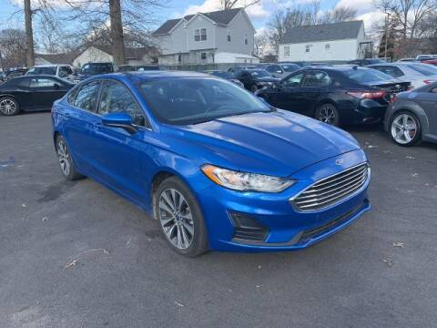 2019 Ford Fusion for sale at EMG AUTO SALES in Avenel NJ