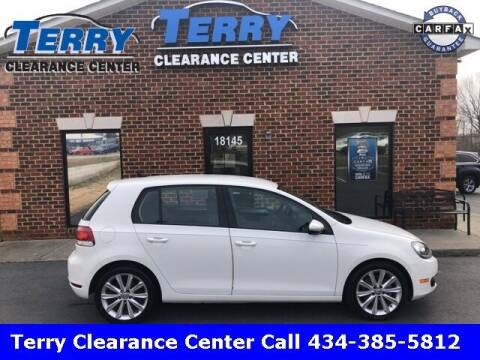 2014 Volkswagen Golf for sale at Terry Clearance Center in Lynchburg VA