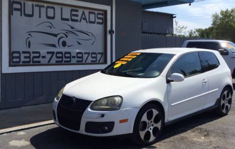 2006 Volkswagen GTI for sale at AUTO LEADS in Pasadena TX
