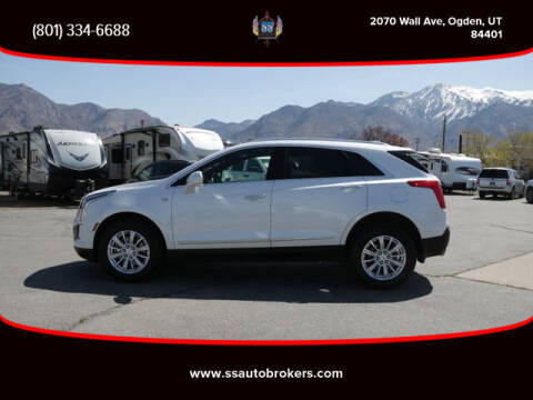 2019 Cadillac XT5 for sale at S S Auto Brokers in Ogden UT