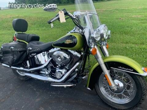 2011 Harley-Davidson Heritage Softail Classic for sale at INTEGRITY CYCLES LLC in Columbus OH