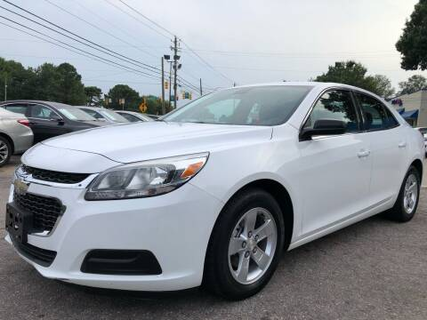 2016 Chevrolet Malibu Limited for sale at Capital Motors in Raleigh NC