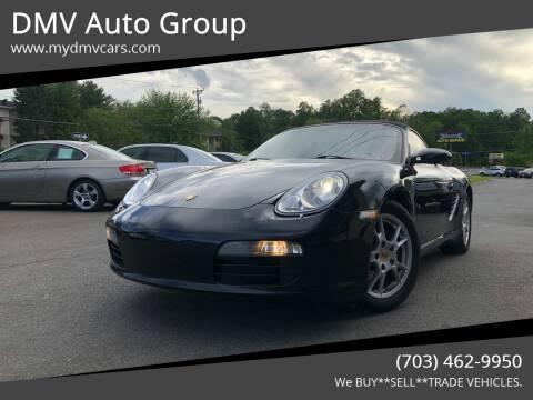 2007 Porsche Boxster for sale at DMV Auto Group in Falls Church VA