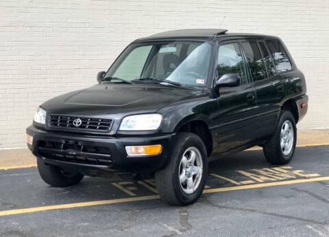 2000 Toyota RAV4 for sale at Carland Auto Sales INC. in Portsmouth VA