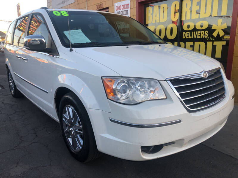 2008 Chrysler Town and Country for sale at Sunday Car Company LLC in Phoenix AZ