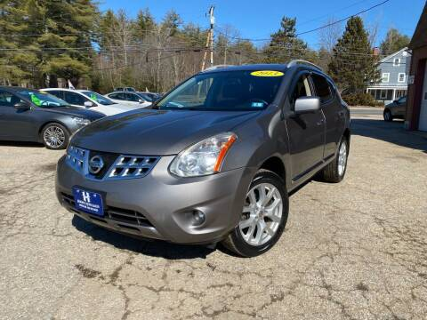 2013 Nissan Rogue for sale at Hornes Auto Sales LLC in Epping NH