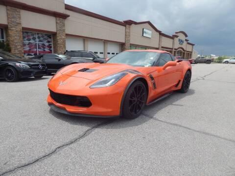 2019 Chevrolet Corvette for sale at Iconic Motors of Oklahoma City, LLC in Oklahoma City OK