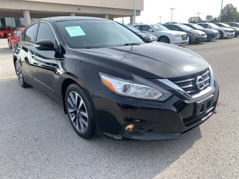 2017 Nissan Altima for sale at Mann Chrysler Dodge Jeep of Richmond in Richmond KY