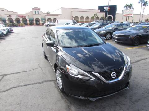 2019 Nissan Sentra for sale at Charlie Cheap Car in Las Vegas NV