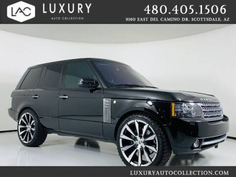 2011 Land Rover Range Rover for sale at Luxury Auto Collection in Scottsdale AZ
