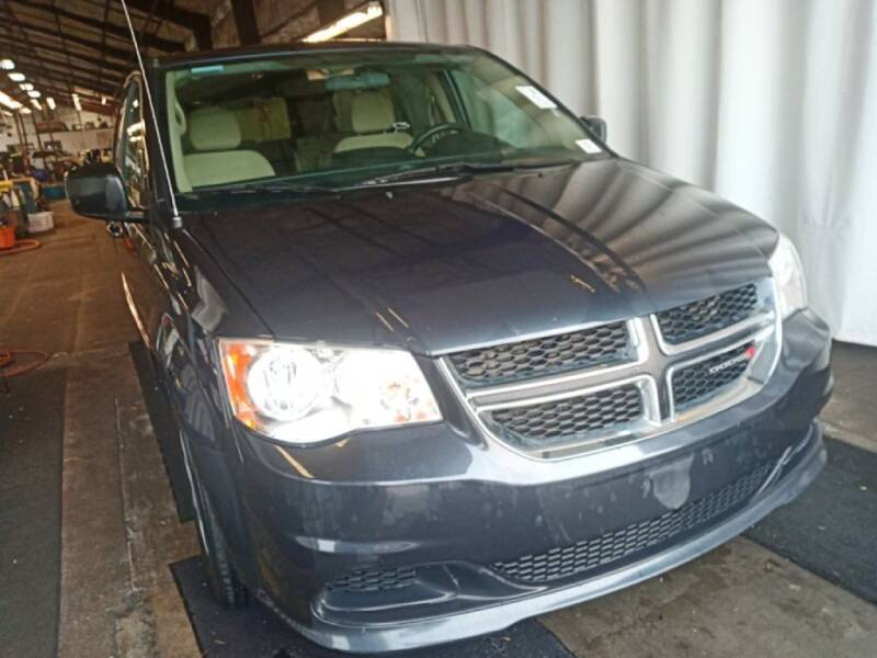 2014 Dodge Grand Caravan for sale at Northwest Van Sales in Portland OR