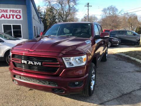 2019 RAM Ram Pickup 1500 for sale at One Price Auto in Mount Clemens MI
