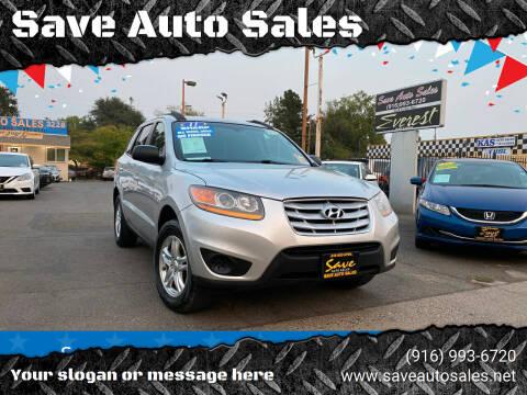 2011 Hyundai Santa Fe for sale at Save Auto Sales in Sacramento CA