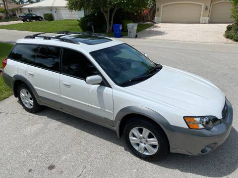 2005 Subaru Outback for sale at Exceed Auto Brokers in Lighthouse Point FL