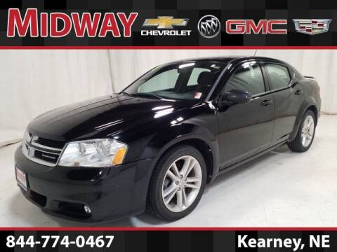 2012 Dodge Avenger for sale at Heath Phillips in Kearney NE