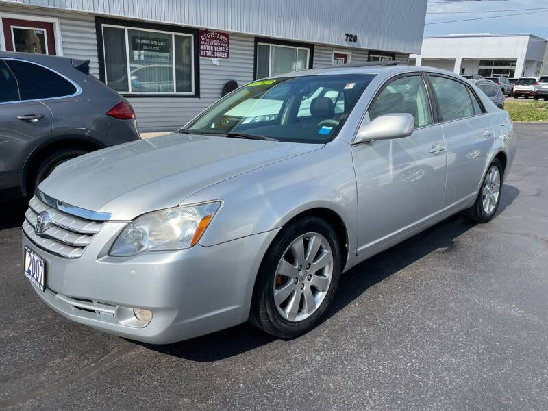 2007 Toyota Avalon for sale at Shermans Auto Sales in Webster NY